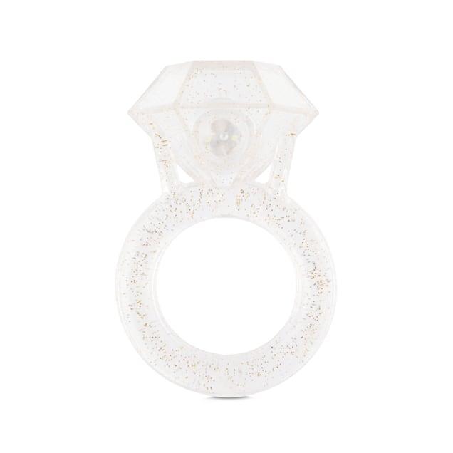 Bond & Co. Bling Ring Rubber Dog Toy, X-Large - Carousel image #1