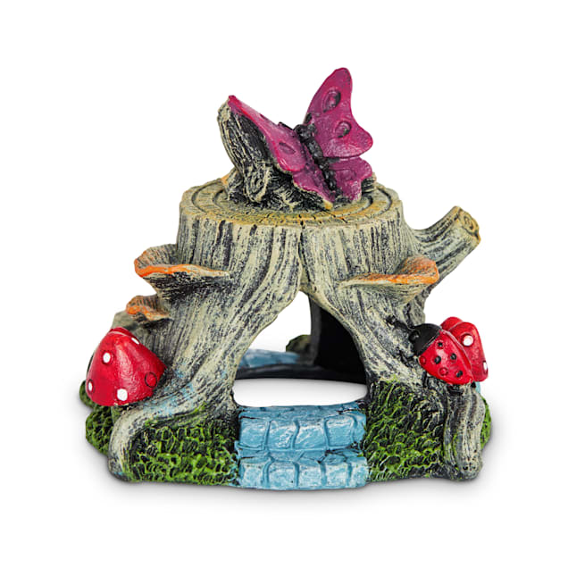 Imagitarium Fairy Tree Stump House Decor - Carousel image #1