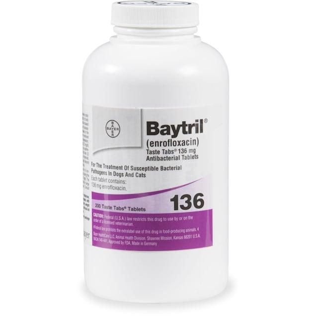 Baytril 136 mg, 30 Taste-Tab Tablets - Carousel image #1