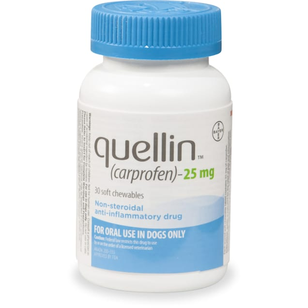 quellin 25 mg for Dogs, 30 Soft Chews - Carousel image #1