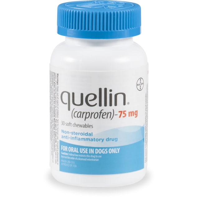 quellin 75 mg for Dogs, 30 Soft Chews - Carousel image #1