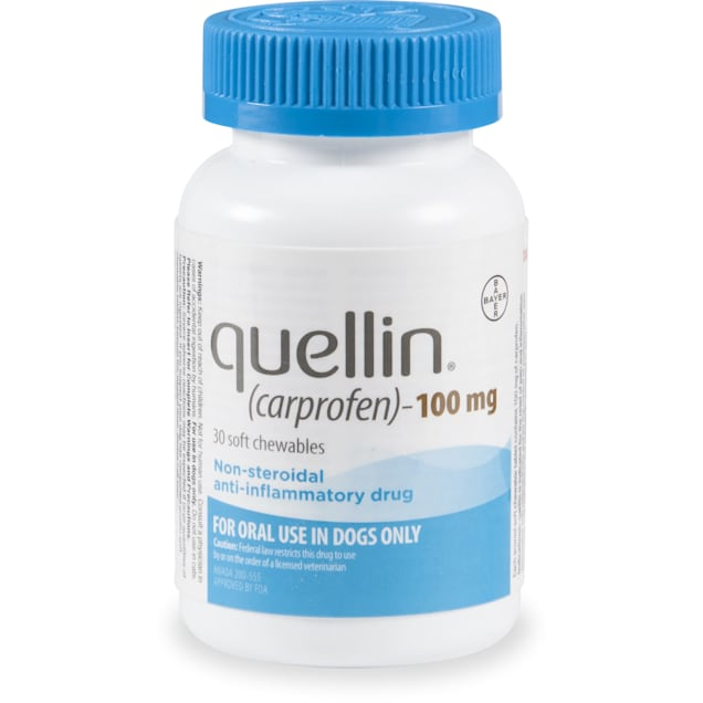 quellin 100 mg for Dogs, 30 Soft Chews - Carousel image #1