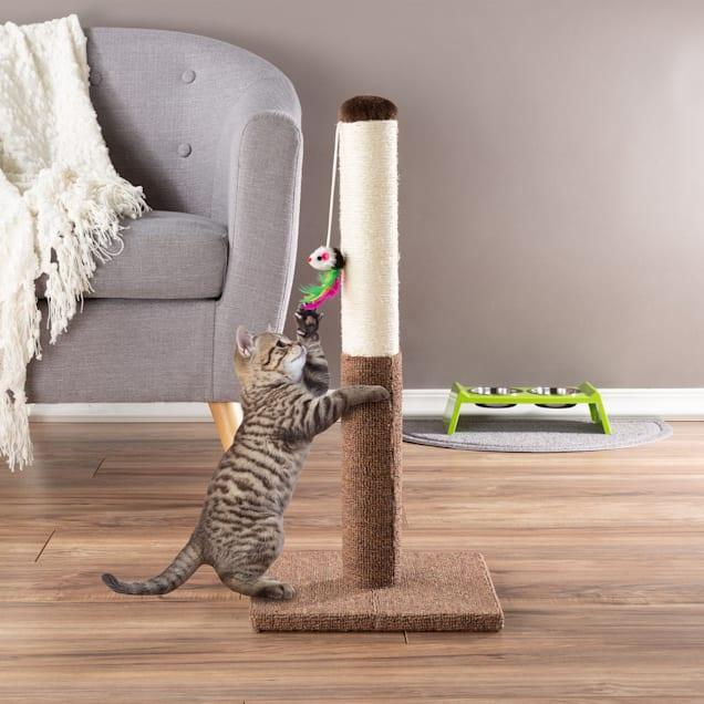 "PETMAKER Cat Scratching Post, 12"" L X 12"" W X 24.5"" H - Carousel image #1"