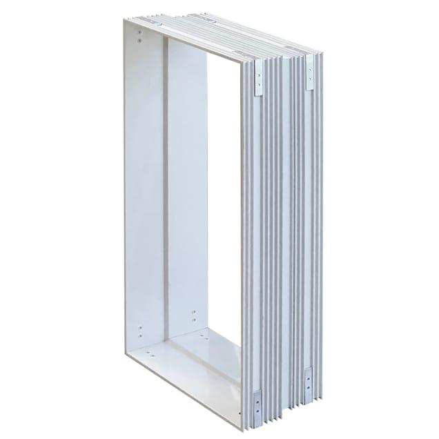 "High Tech Pet Aluminum Wall Tunnel Kit for Armor Flex Pet Doors, 15.5"" L X 5"" W X 27.75"" H - Carousel image #1"