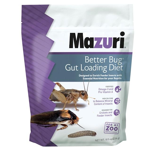 Mazuri Better Bug Gut Loading Diet, 8 oz. - Carousel image #1