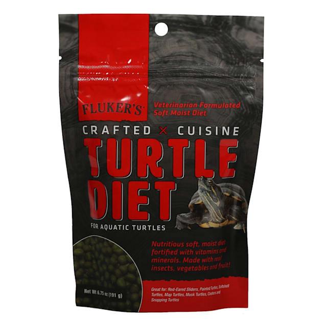Fluker's Aquatic Turtle Crafted Cuisine Diet Food, 6.75 oz. - Carousel image #1