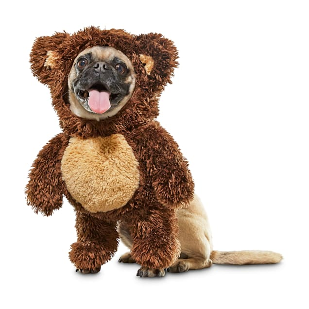 Bootique Teddy Bear Illusion Costume for Pets, XX-Small - Carousel image #1