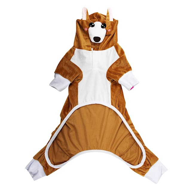 LaurDIY Pets First Onesie Moosie for Dogs, X-Small - Carousel image #1