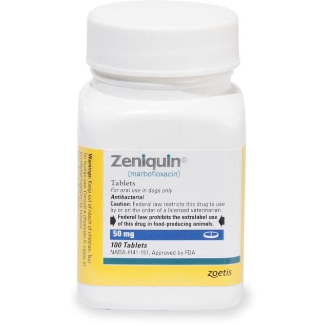 Zeniquin 50 mg, Single Tablet - Carousel image #1