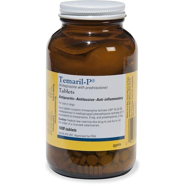 Temaril-P 5mg/2mg, 30 Tablets - Carousel image #1