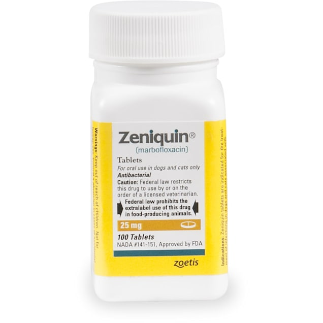 Zeniquin 25 mg, Single Tablet - Carousel image #1