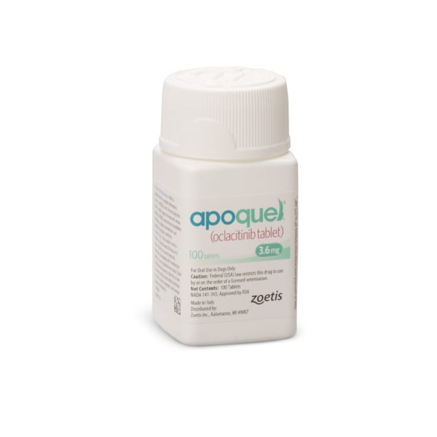 Apoquel 3.6 mg, 30 Tablets - Carousel image #1