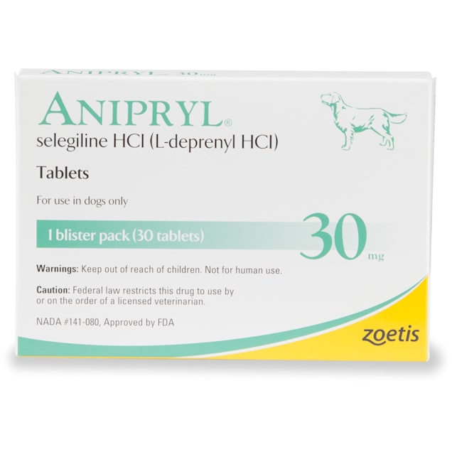 Anipryl 30 mg, 30 Tablets - Carousel image #1