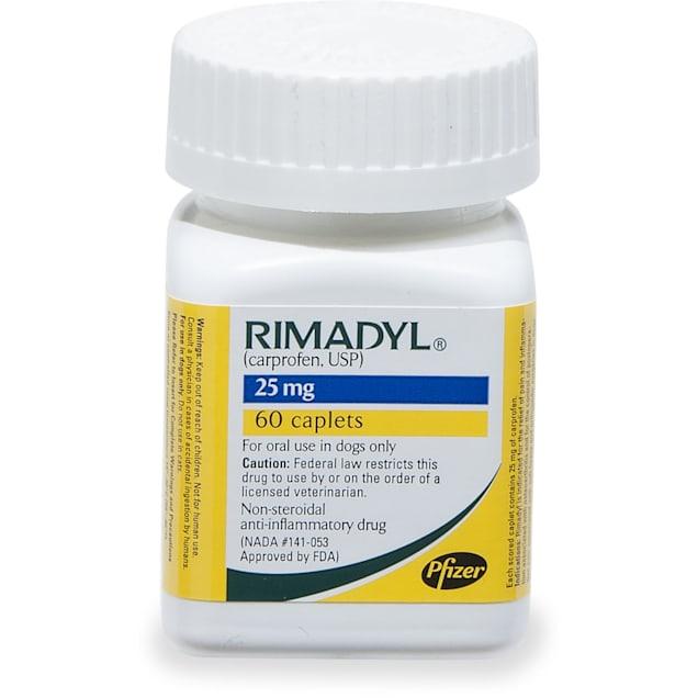 Rimadyl 25 mg Caplet, 30 Caplets - Carousel image #1