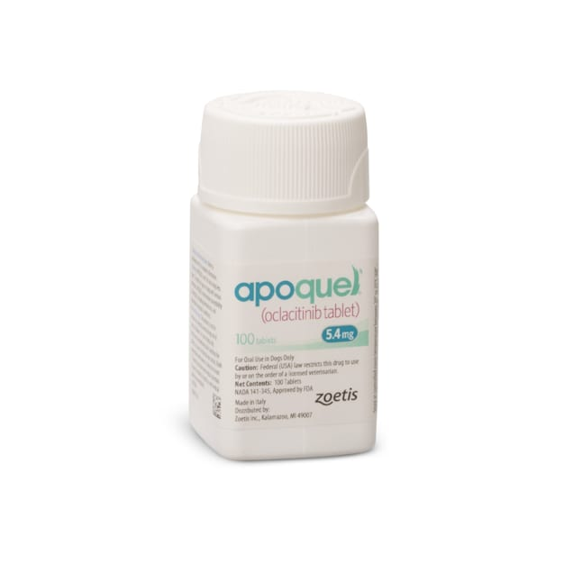 Apoquel 5.4 mg, 30 Tablets - Carousel image #1