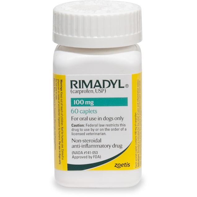 Rimadyl 100 mg Caplet, 30 Caplets - Carousel image #1