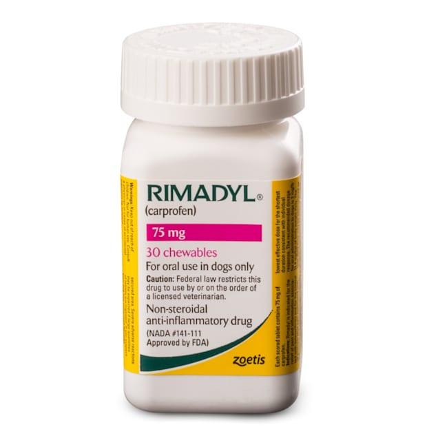 Rimadyl 75 mg Chew, 30 Chewables - Carousel image #1