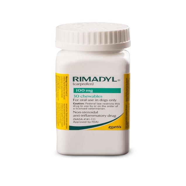 Rimadyl 100 mg Chew, 30 Chewables - Carousel image #1