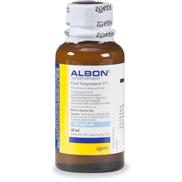 Albon Oral Suspension, 2 fl. oz. - Carousel image #1