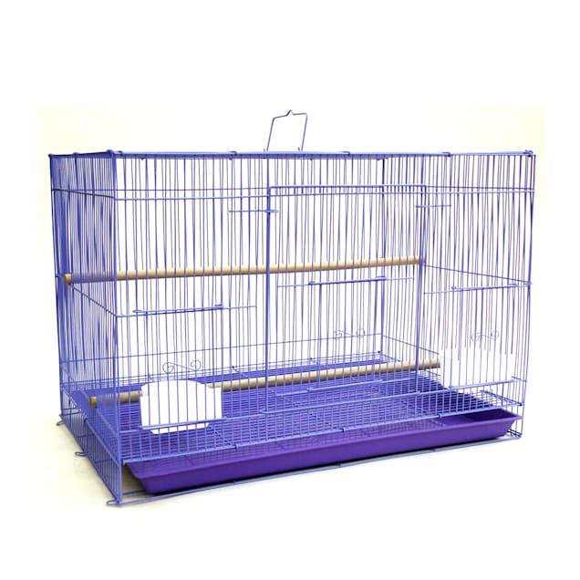 "YML Breeding Purple Cage, 24"" L X 16"" W X 16"" H - Carousel image #1"