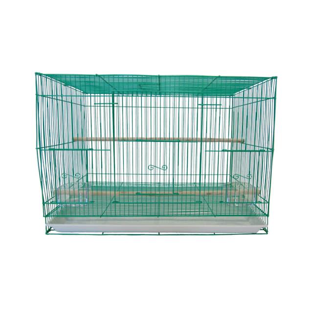 "YML Breeding Green Cage, 24"" L X 16"" W X 16"" H - Carousel image #1"