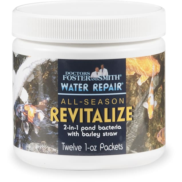 Drs. Foster and Smith Water Repair Revitalize 1 oz. Packets, 12 Pack - Carousel image #1