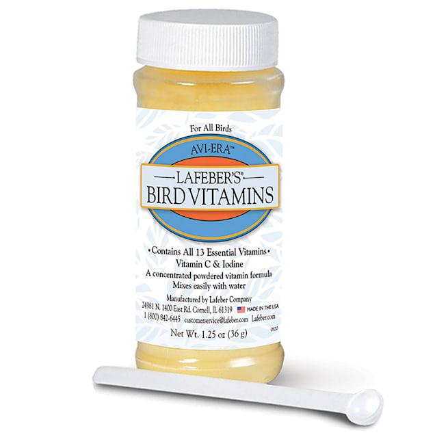 Lafeber's Avi-Era Bird Vitamin Powder for All Birds, 1.25 oz. - Carousel image #1