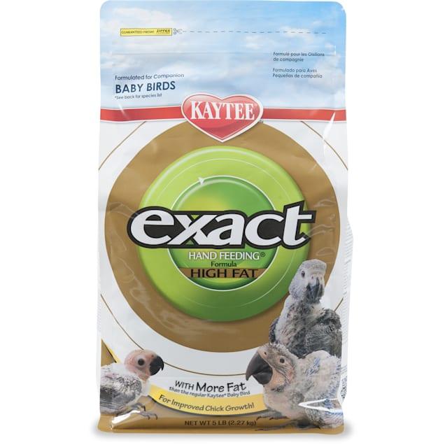 Kaytee Exact High Fat Hand Feeding Food for Baby Birds, 5 lbs. - Carousel image #1