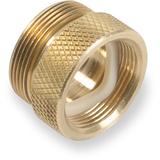 Python No Spill 'N Fill Female Brass Adaptor Replacement Part - Carousel image #1