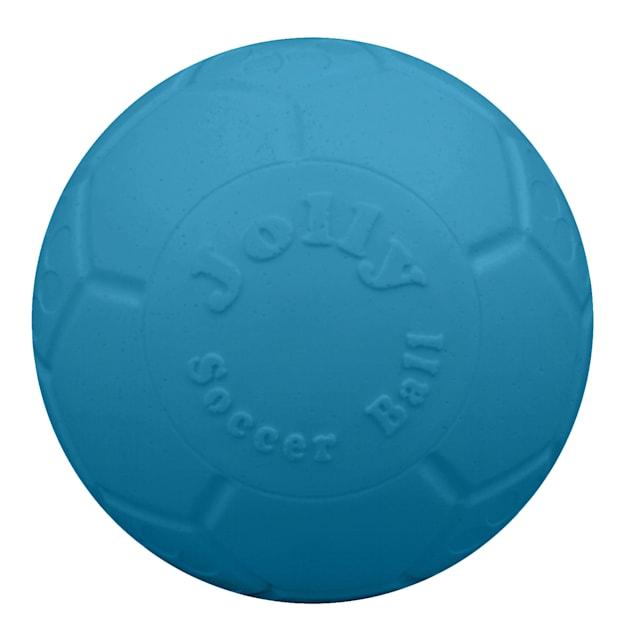 Jolly Pet Jolly Soccer Ball Dog Toy, Medium - Carousel image #1