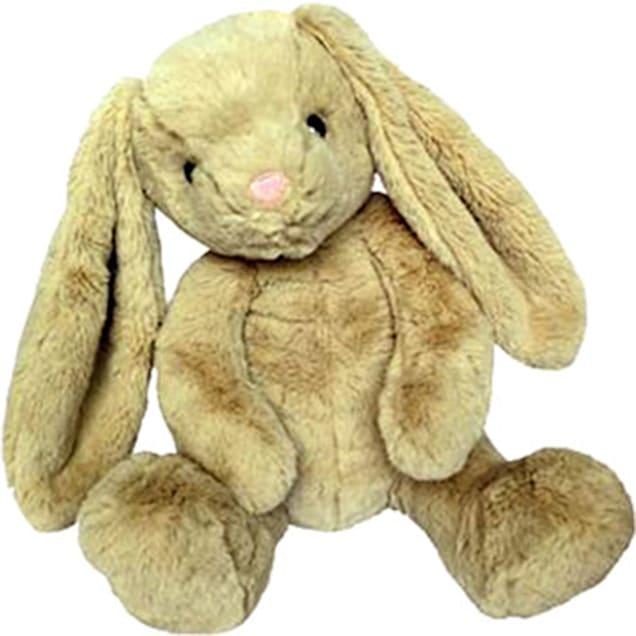 Petlou Colossal Rabbit Plush Dog Toy, Small - Carousel image #1