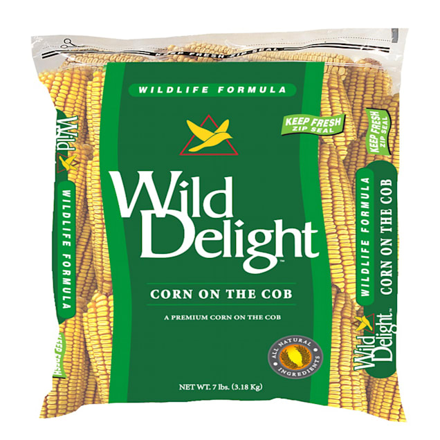 Wild Delight Cobs of Corn for Wild Birds, 7 lbs. - Carousel image #1