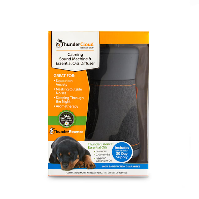 ThunderWorks ThunderCloud Calming Diffuser & Sounds Machine for Dogs, 204 cubic inch. - Carousel image #1