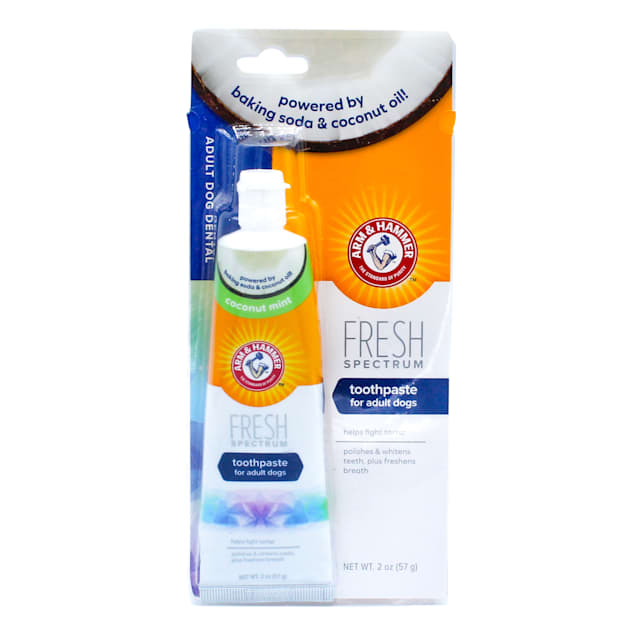 Arm & Hammer Fresh Spectrum Toothpaste for Adult Dogs, 2 oz. - Carousel image #1