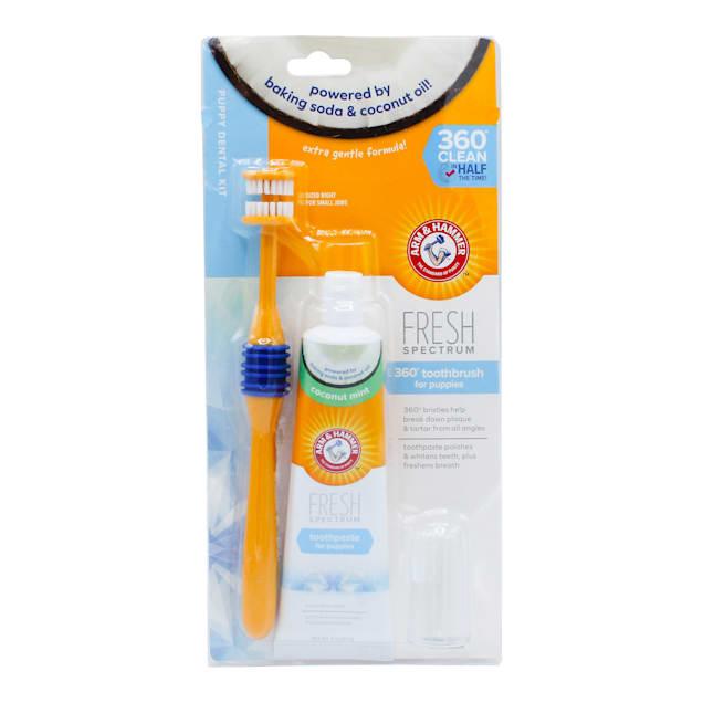 Arm & Hammer Fresh Spectrum 360 Puppy Dental Kit, 3 oz. - Carousel image #1