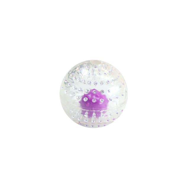 Petstages Nubbiez Treat & Squeak Ball Dog Toy, X-Small - Carousel image #1
