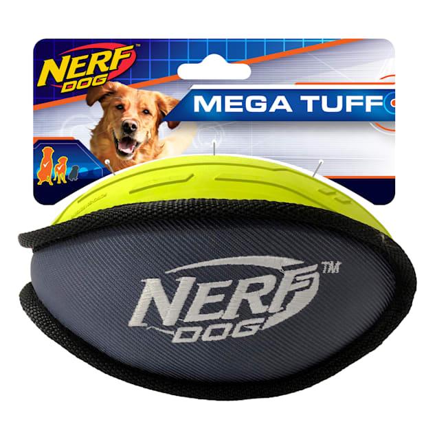 Nerf Tough Football Dog Toy - Carousel image #1