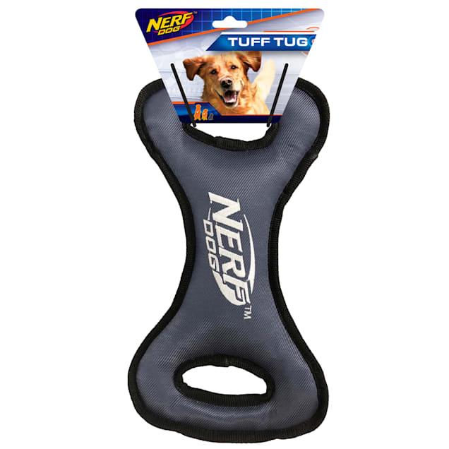 Nerf Tough Infinity Tug Dog Toy - Carousel image #1
