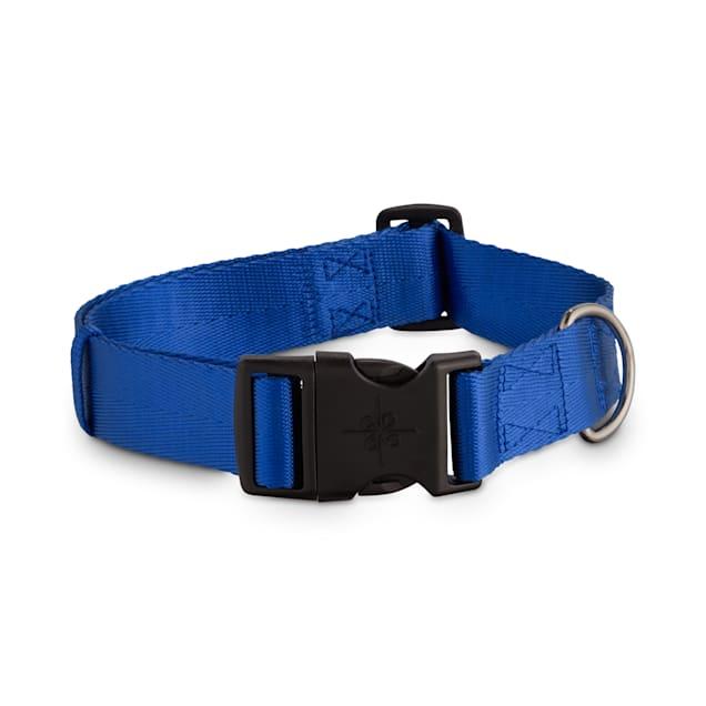 Good2Go Adjustable Blue Nylon Dog Collar, XX-Large/3X-Large - Carousel image #1