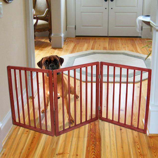 "Pet Parade Pet Gate, 54.25"" L X 18"" W X 24"" H - Carousel image #1"