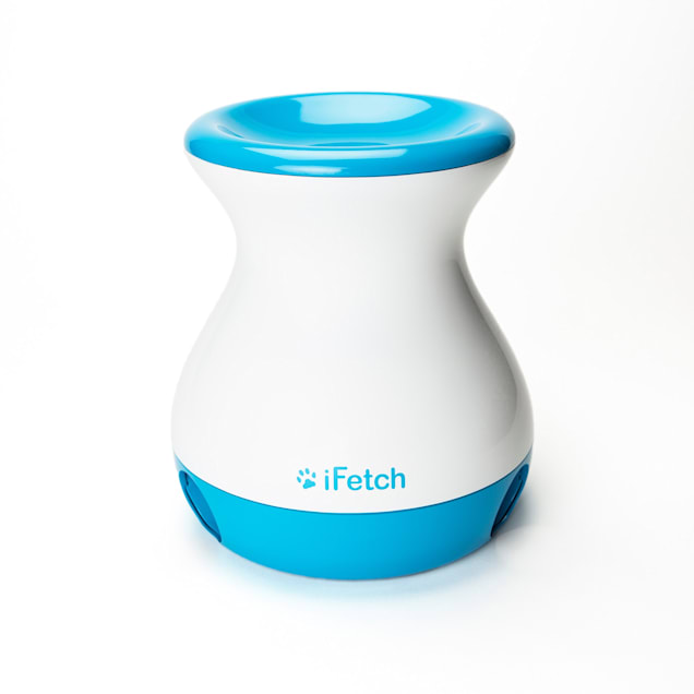 iFetch Frenzy Interactive Brain Game Uses Tennis Balls Dog Toys, Small - Carousel image #1