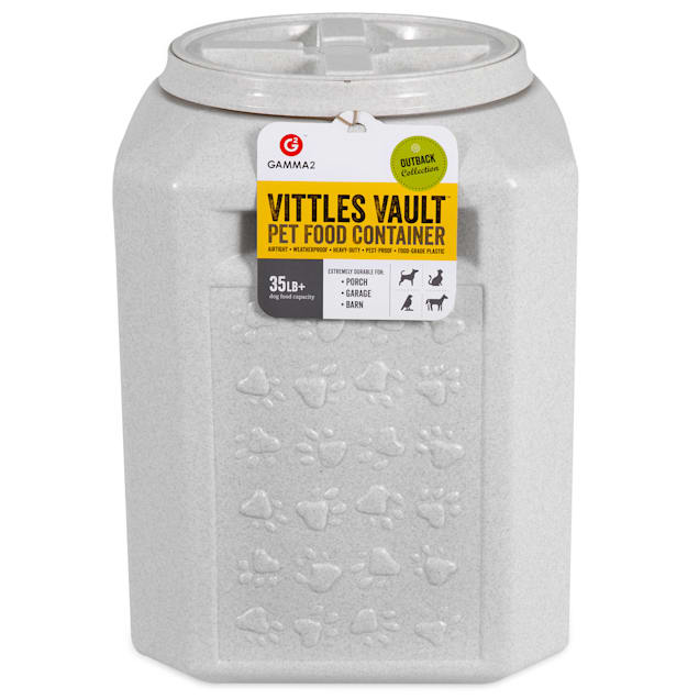Gamma Vittles Vault Outback Plus Pet Food Container, 35 lbs. - Carousel image #1