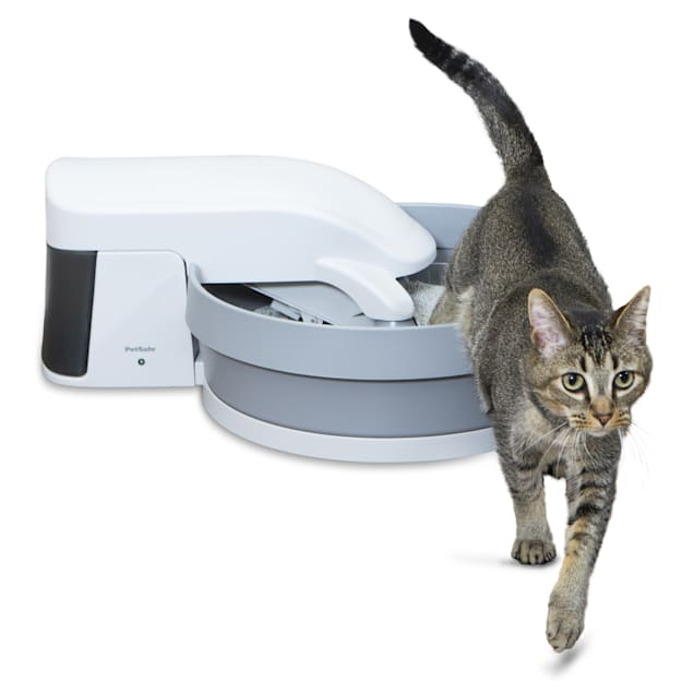 PetSafe Simply Clean Cat Litter Box, Medium - Carousel image #1