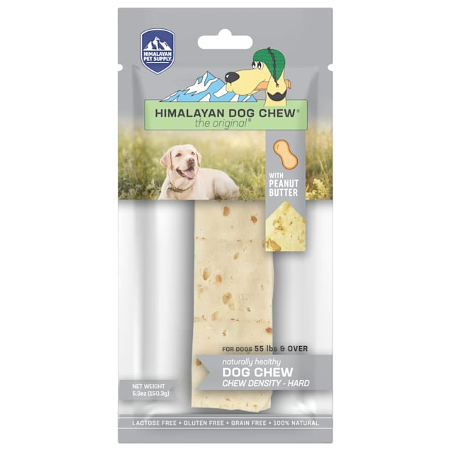 Himalayan Peanut Butter Dog Chew, 5.3 oz. - Carousel image #1