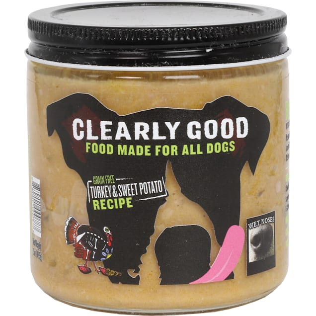 Wet Noses Clearly Good Turkey and Sweet Potato Recipe Wet Dog Food, 15 oz. - Carousel image #1