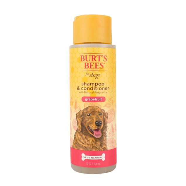 Burt's Bees Natural Get Care Shampoo & Conditioner Grapefruit Scent, 12 fl. oz. - Carousel image #1