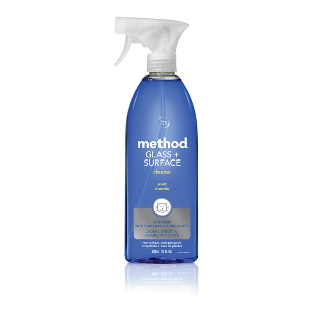 METHOD Mint Glass Cleaner + Surface Cleaner, 28 fl. oz. - Carousel image #1