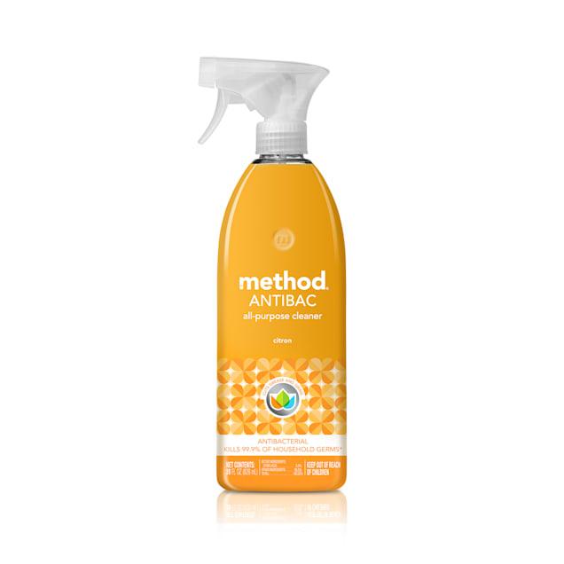 METHOD Citron Antibacterial All-Purpose Cleaner, 28 fl. oz. - Carousel image #1