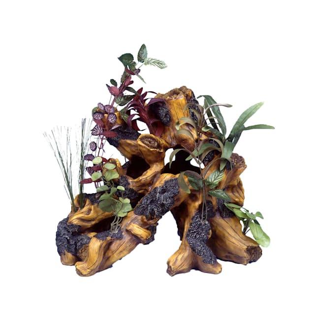"Penn Plax Driftwood Gardens, 15.25"" L X 11.75"" W - Carousel image #1"