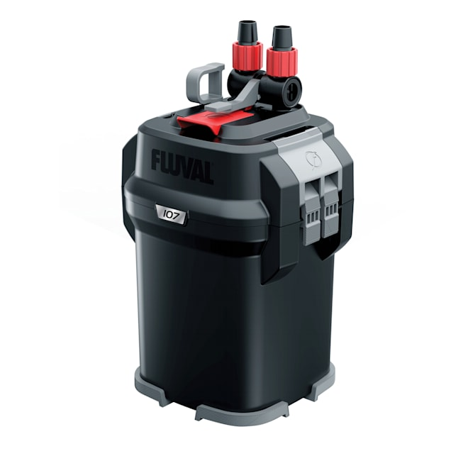 Fluval 107 Performance Canister Filter 120Vac, 60Hz - Carousel image #1